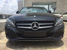 2017 Mercedes-Benz C200 Avantgarde