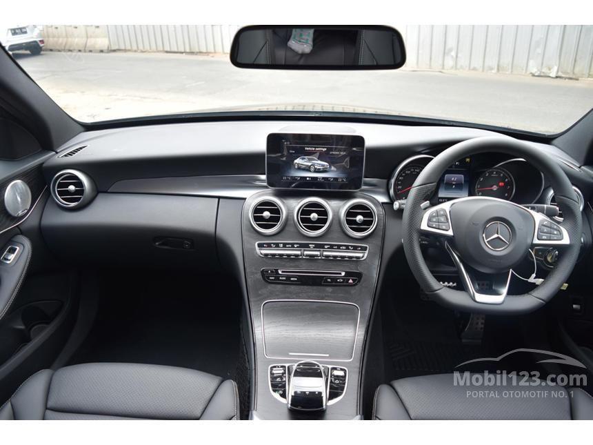 2016 Mercedes-Benz C250 AMG Wagon
