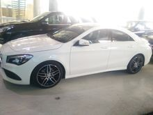 Super Deal 2016 Mercedes-Benz CLA200 1.6 AMG (sif)