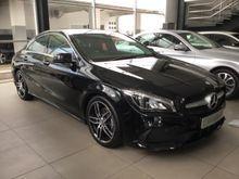 2016 Mercedes-Benz CLA200 1.6 AMG