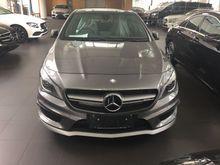 Harga Terbaru Mercedes Benz CLA 45 AMG Tahun 2017