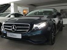 2016 Mercedes-Benz E300 2.0 Avantgarde Sedan