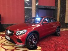 2017 Mercedes-Benz GLC300 2.0 AMG Coupe