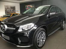2016 Mercedes-Benz GLE400 AMG Coupe 4Matic CBU