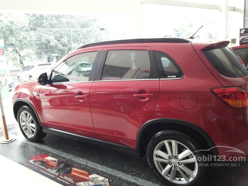 Mitsubishi Outlander Sport 2017 PX 2.0 di DKI Jakarta Automatic SUV Merah Rp 355.000.000 ...