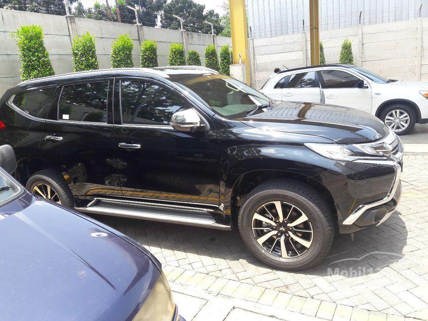 Mitsubishi Pajero Sport 2017 Dakar 2.4 di DKI Jakarta Automatic SUV Hitam Rp 505.000.000 ...
