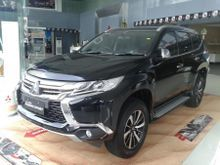 Pajero Sport Dakar 4x2 8AT Ready Stock 2017 All Variant Warna