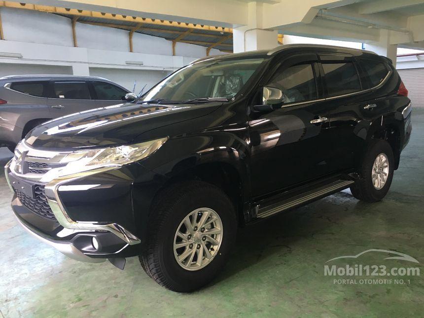 2016 Mitsubishi Pajero Sport Exceed Wagon