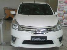 Nissan Grand Livina 1.5 HWS Autech MPV Promo Nissan Dp Ringan dgn Sesuai Budget...