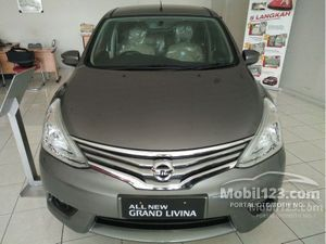 2017 Nissan Grand Livina 1.5 XV MPV