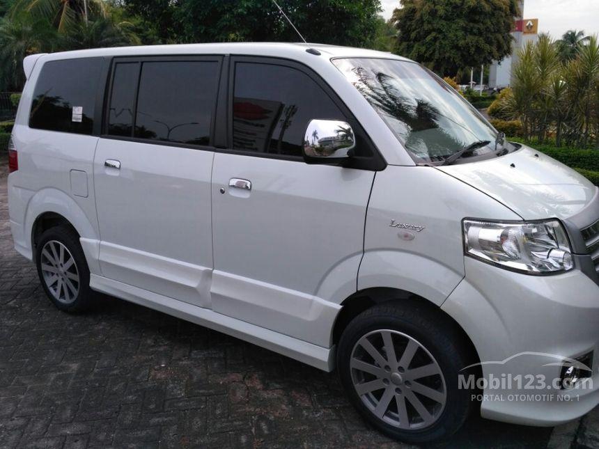 Jual Mobil Suzuki APV 2016 Luxury 1.5 Di DKI Jakarta