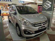 Promo Kredit Mobil Suzuki Ertiga 1.4 GL MANUAL MANJAKAN KELUARGA ANDA DENGAN KENYAMANAN
