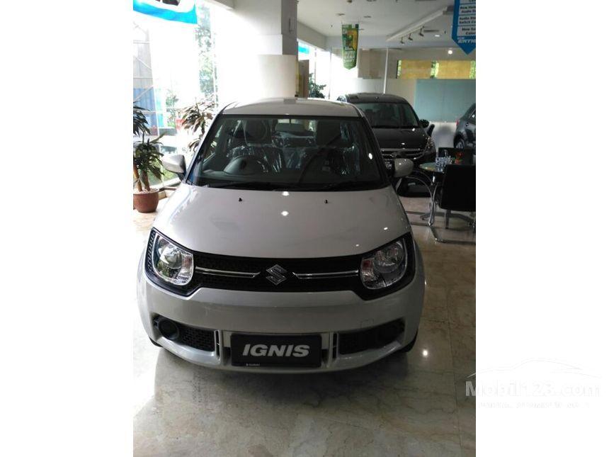 Harga Suzuki Ignis Mei Jakarta