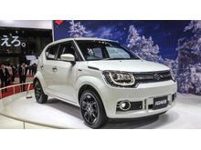 2017 Suzuki Ignis 1.3 1.2  Compact Car City Car