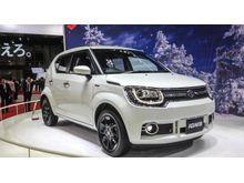 2017 Suzuki Ignis 1.3 1.2  Compact Car City Car