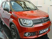 Suzuki Ignis GLX AMT City Car Murah Kredit