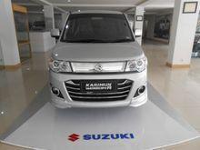 2017 Suzuki Karimun Wagon R  GL Wagon R Hatchback IRIT BANGET bukan daihatsu ayla toyota agya