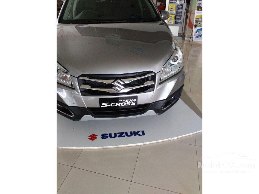 2016 Suzuki SX4 S-Cross Hatchback