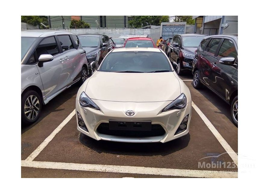 2016 Toyota 86 V Coupe