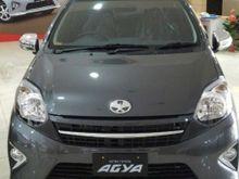 2016 Toyota Agya 1.0 G Hatchback
