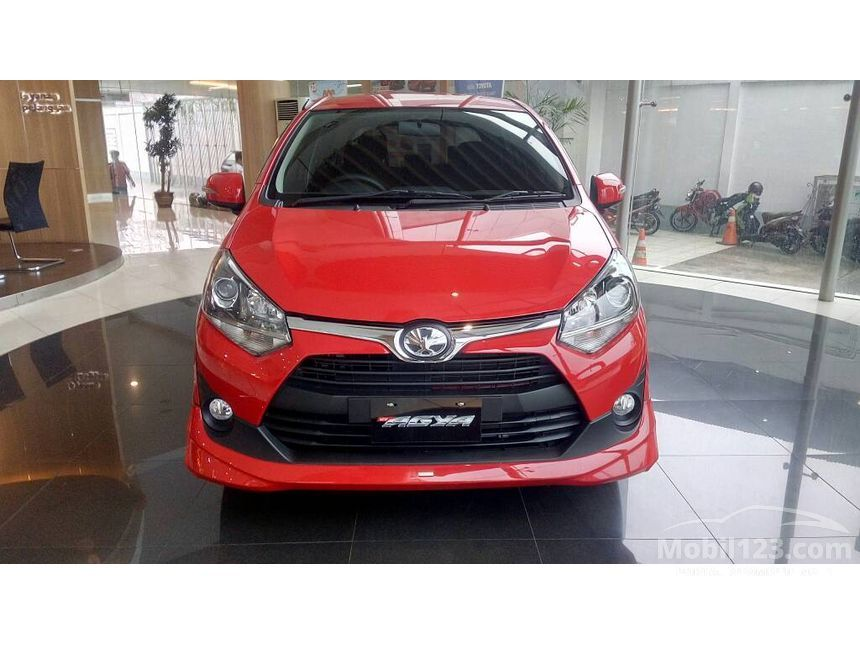 Toyota Agya 2017 TRD 1.2 di Jawa Barat Manual Hatchback ...