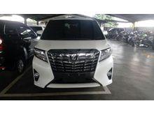 Ready all stock and varian 2017 Toyota Alphard 2.5 G Van Wagon