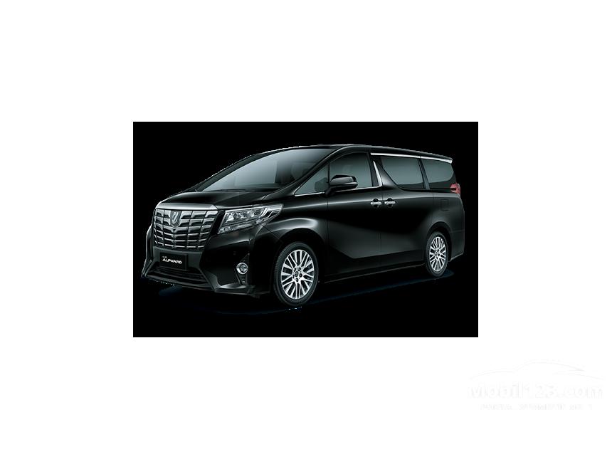 2017 Toyota Alphard G Van Wagon