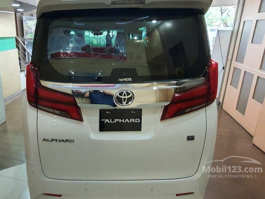 2020 Toyota Alphard G Van Wagon
