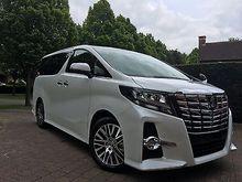 PROMO harga TERBAIK Toyota ALPHARD VELLFIRE 2.5 SEGERA BUKTIKAN