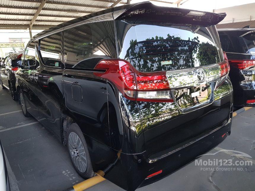 Toyota Alphard 2017 G 2 5 Di Dki Jakarta Automatic Van Wagon Hitam Rp 1 005 000 000 3744167