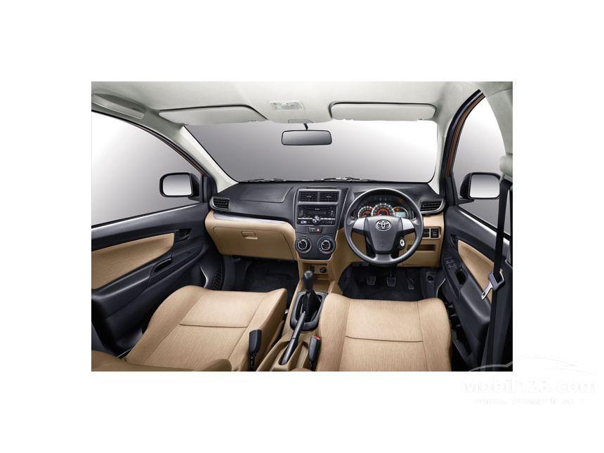 2017 Toyota Avanza E MPV