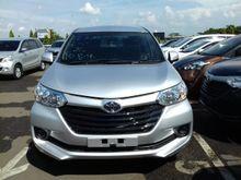 2017 Toyota Avanza 1.3 E MPV