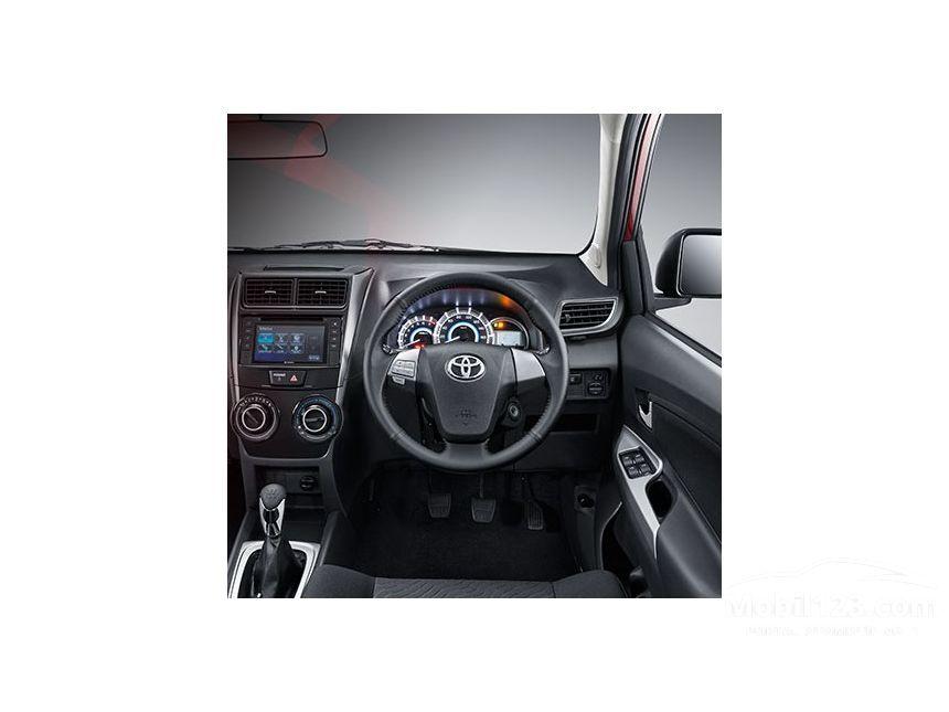 2017 Toyota Avanza G MPV