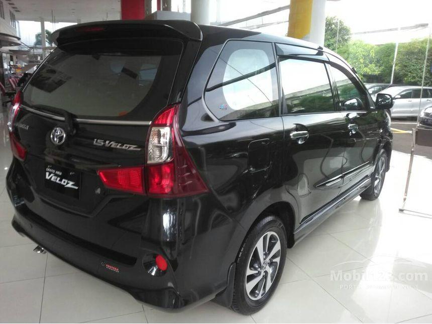 Toyota Avanza 2017 Veloz 1 5 Di Jawa Barat Manual Mpv