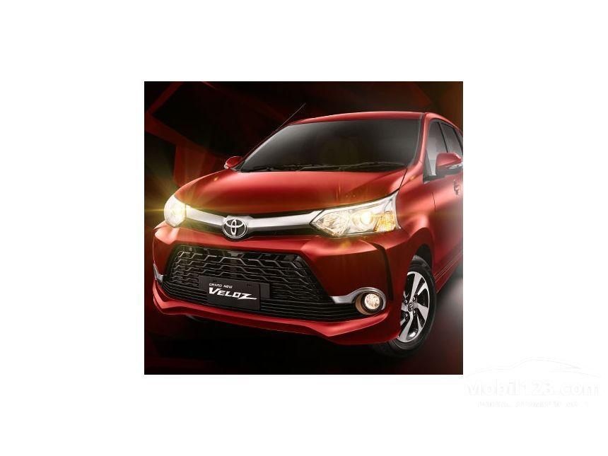 2017 Toyota Avanza Veloz MPV