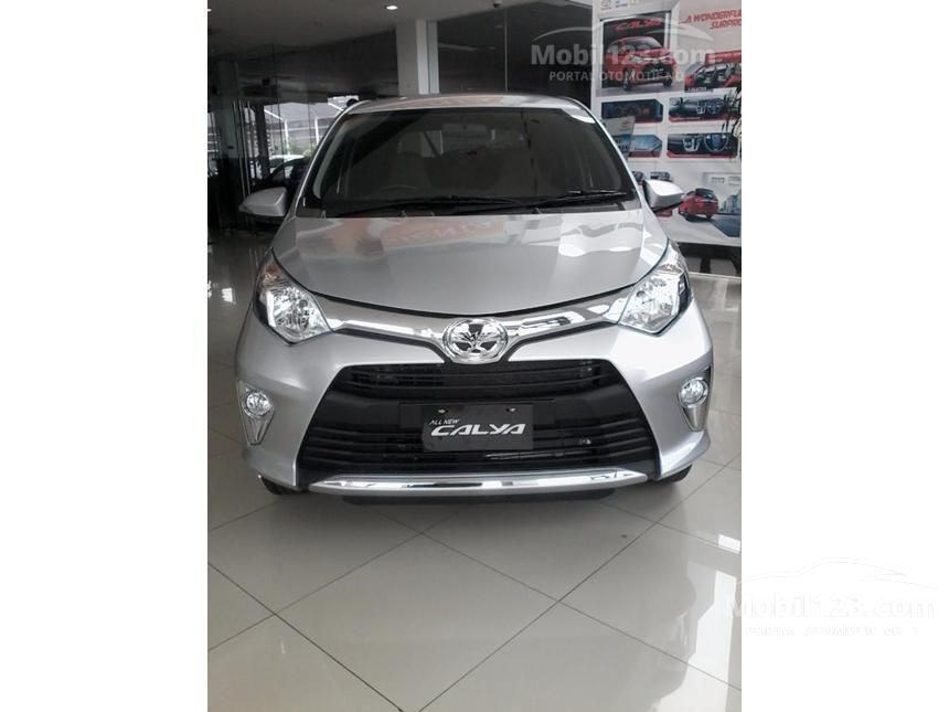 2017 Toyota Calya G MT Wagon