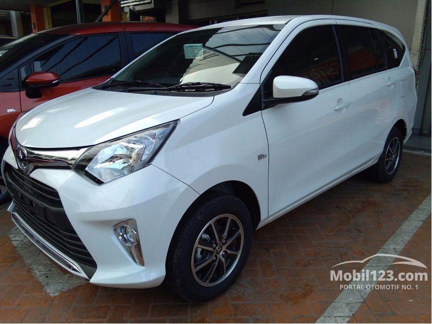 Toyota Calya 2017 1.2 di DKI Jakarta Automatic MPV Putih ...