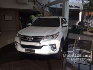2017 Toyota Fortuner 2.4 G SUV Free Hadiah