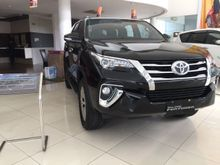 BIG DISKON 2017 Toyota Fortuner 2.4 VRZ