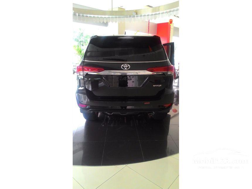 2017 Toyota Fortuner VRZ SUV
