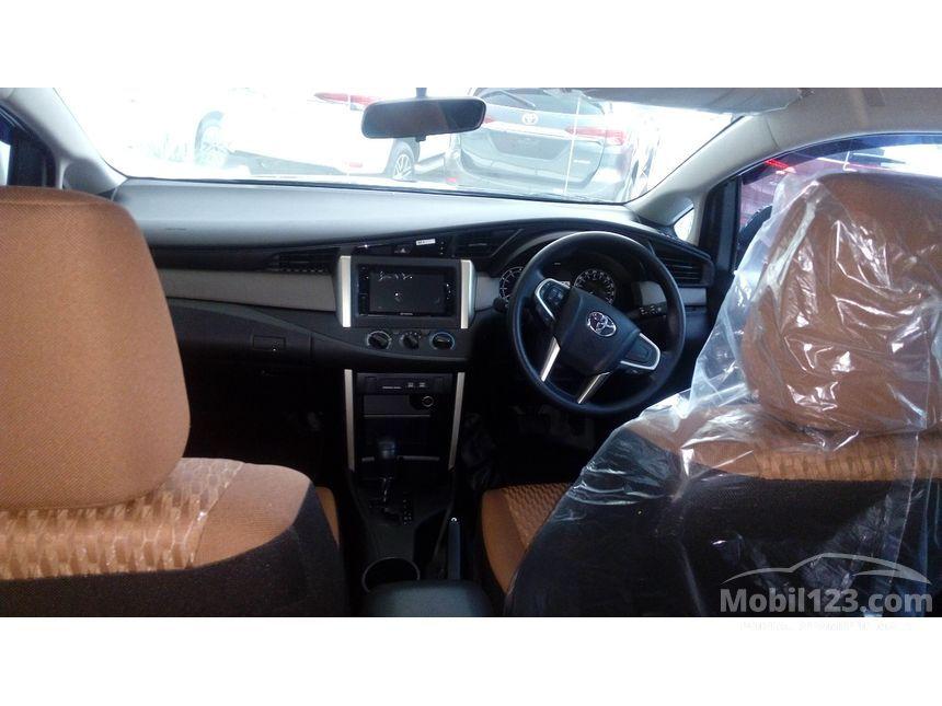 2017 Toyota Kijang Innova G MPV