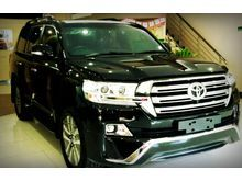 Land Cruiser black Unit Ready