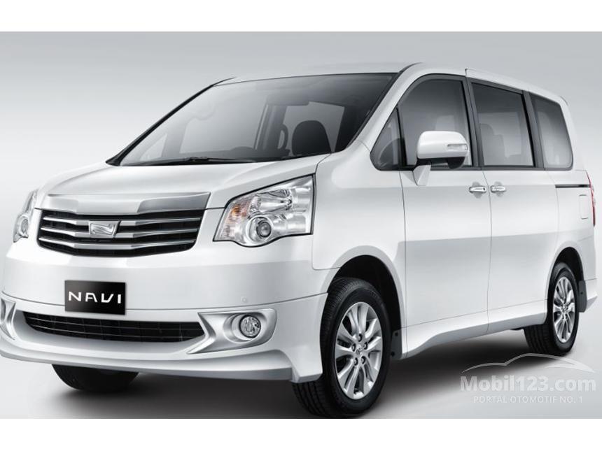 Toyota Nav1 2015 2 0 Na 2 0 Di Banten Automatic Putih Rp