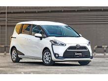 2017 Toyota Sienta E