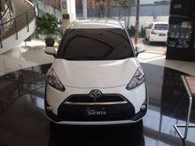 PROMO Toyota Sienta 1.5 DP MURAH atau ANGSURAN 3 Jutaan RINGAN BONUS TERBAIK
