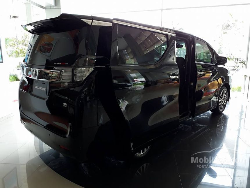 2017 Toyota Vellfire G Van Wagon