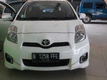 2013 Toyota Yaris 1.5 E Hatchback