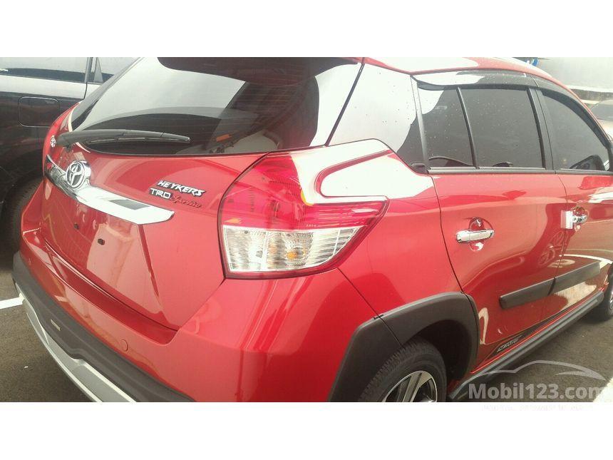 Toyota Yaris 2017 TRD Sportivo Heykers 1.5 di DKI Jakarta Automatic ...