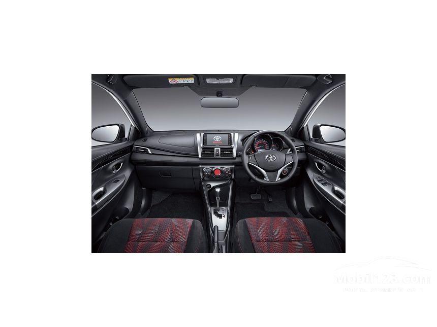 2017 Toyota Yaris TRD Sportivo Heykers Hatchback