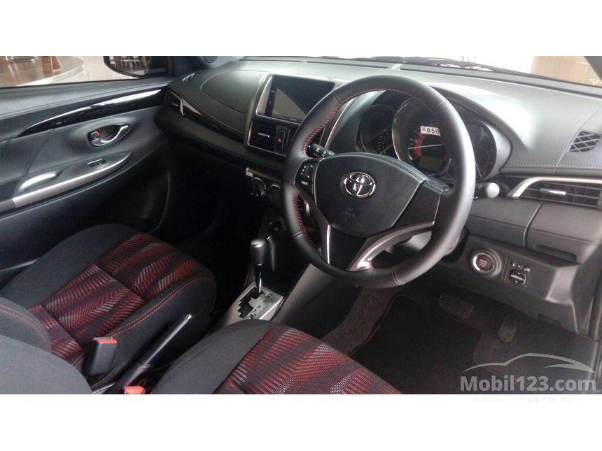 Toyota Yaris 2017 TRD Sportivo Heykers 1.5 di DKI Jakarta ...
